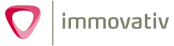 Logo der immovativ GmbH