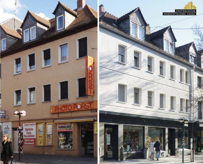 innenstattaussen Projekt Hanau