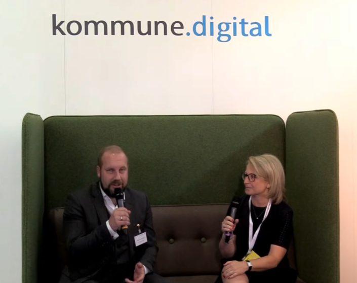 Interview kommune.digital