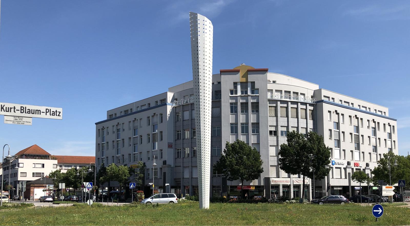Amberg-Haus in Hanau