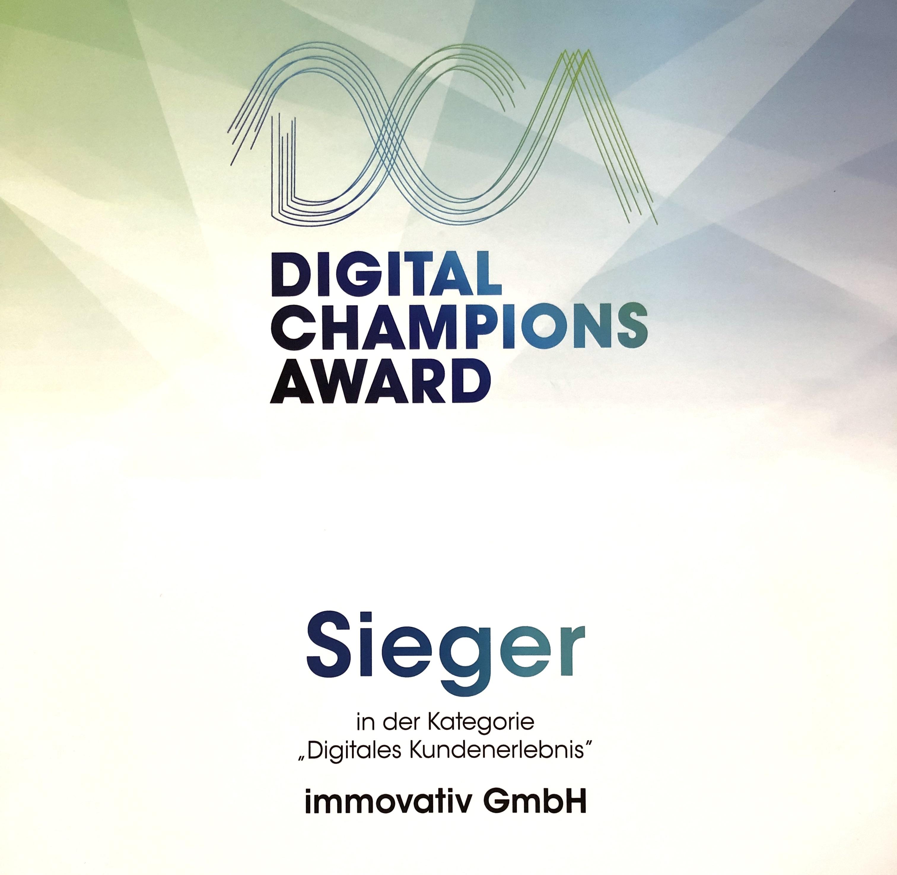 DCA Gewinner