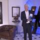 Stefan Müller-Schleipen nimmt den Award in Empfang